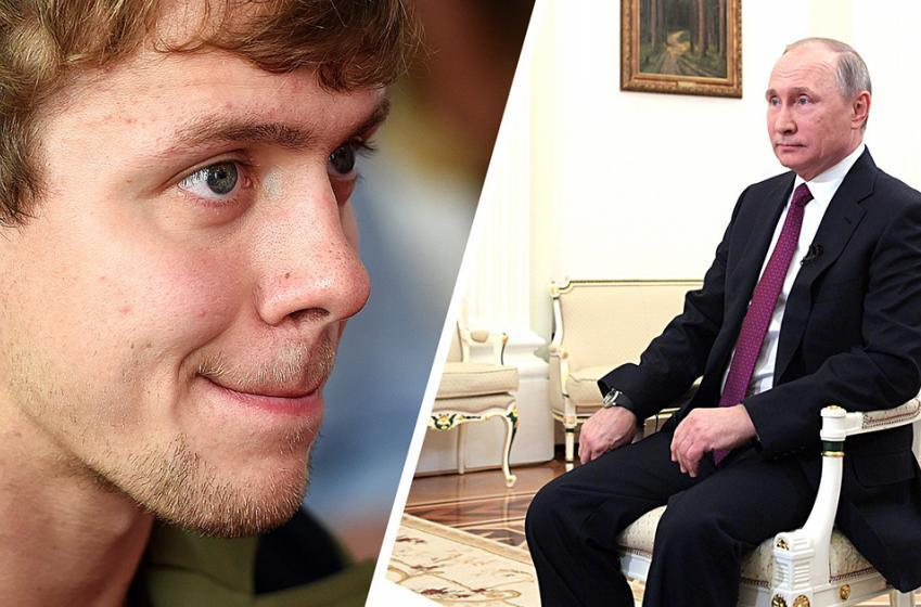 Panarin slams President Putin, puts his future with Russian national team at risk