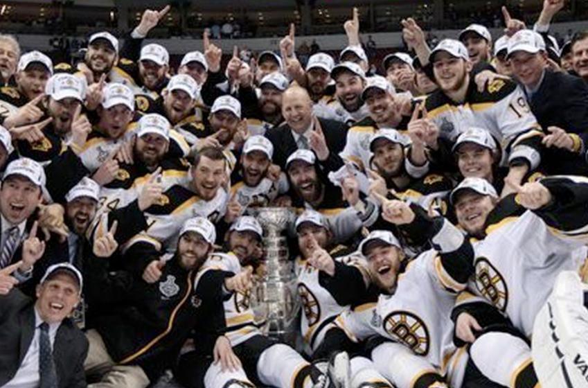 Former Cup winning Bruins forward re-joins team