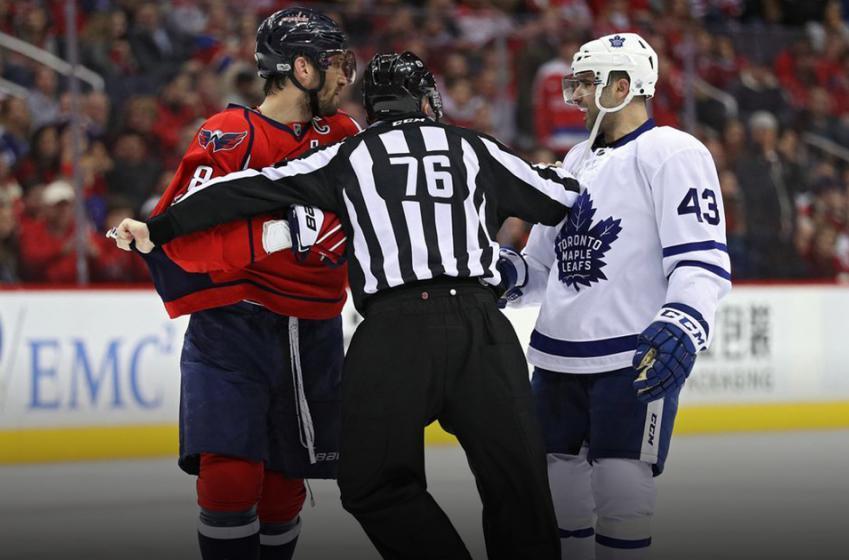 Leafs' Kadri praises Ovechkin ahead of playoff rematch