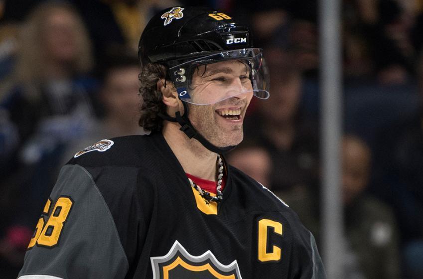Rumor: NHL GM makes shocking admission about Jaromir Jagr