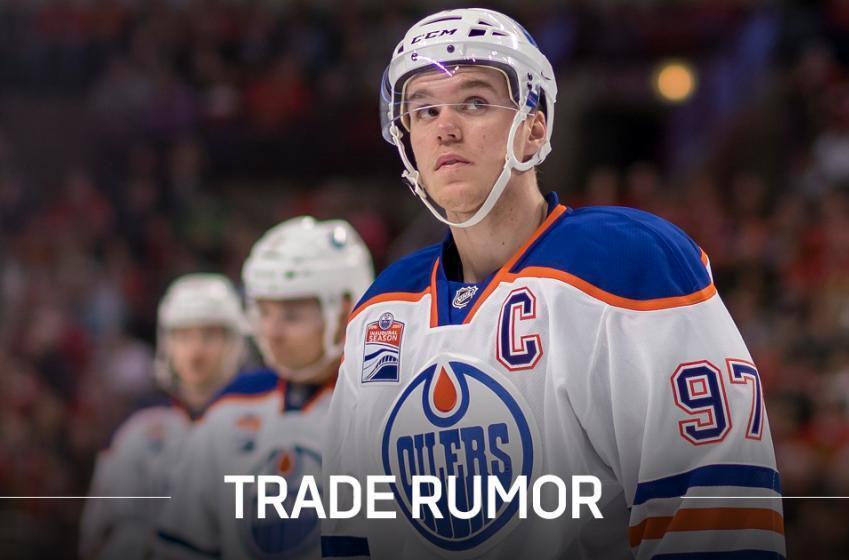 Rumor: Oilers working on a trade to help McDavid.