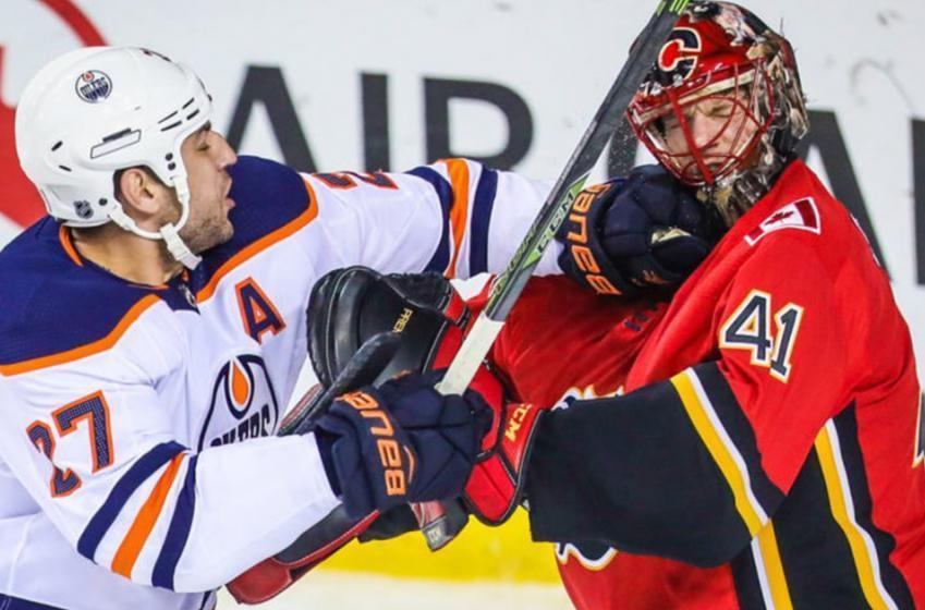 Oilers targeting one of two former Flames goalies in free agency?