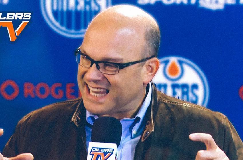 "Report: Oilers set to make ""panic trade"""