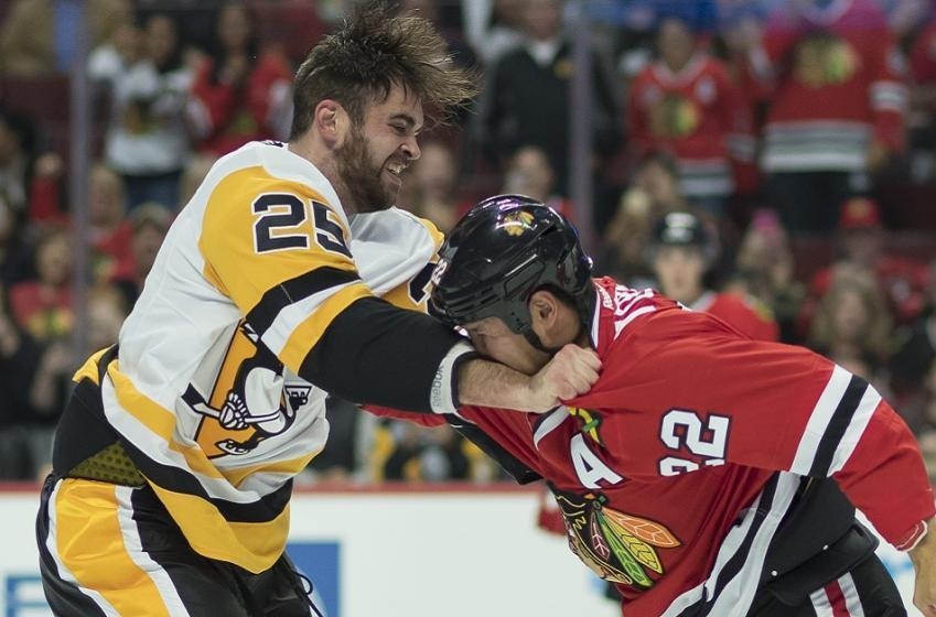 One of the NHL's best agitators announces his retirement.