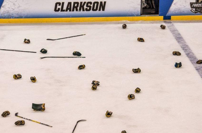 Must see: NHL star player's bad behavior steals spotlight from milestone!
