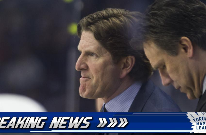 Breaking: Leafs players fail medicals