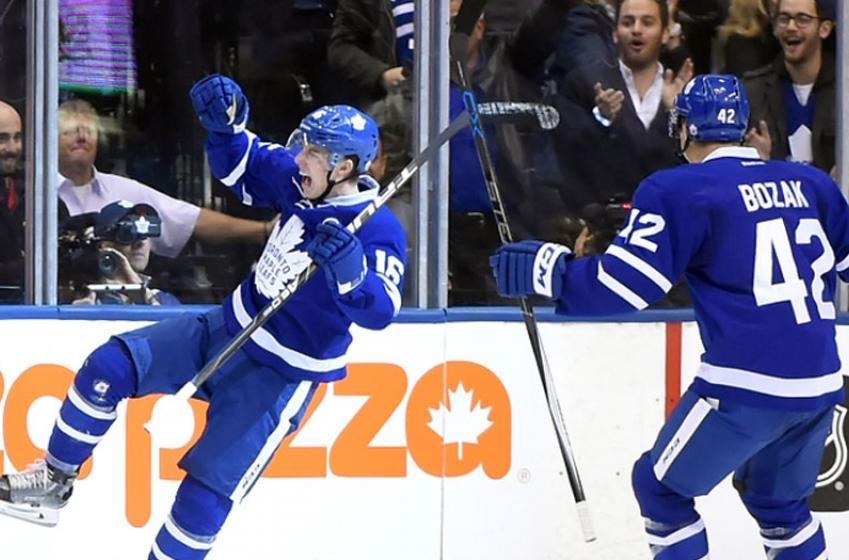 Rumor: Leafs in full panic mode, set to make a trade!