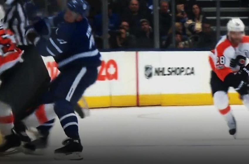 Breaking: NHL rules on nasty Komarov hit