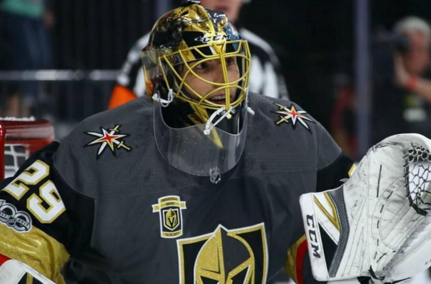Breaking: Huge update on injured NHL star Marc-Andre Fleury.