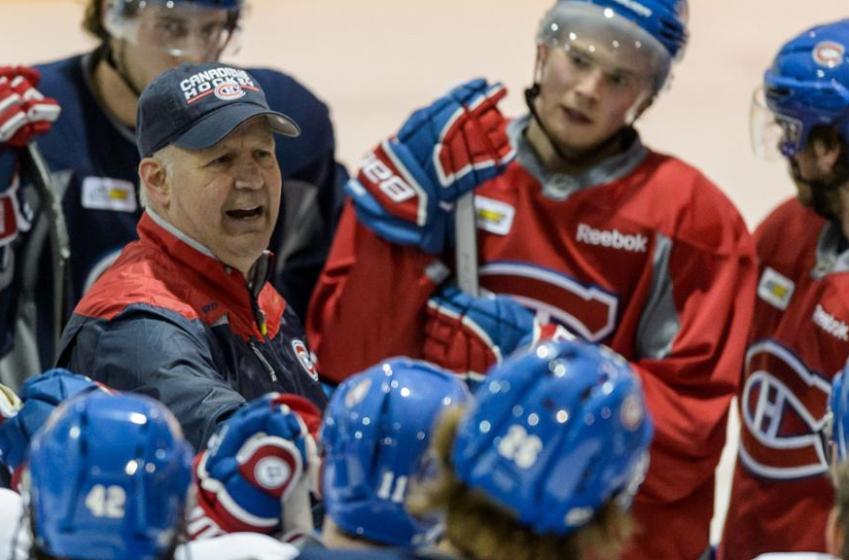 Claude Julien shuffles his lineup, announces his starting goalie versus Oilers!