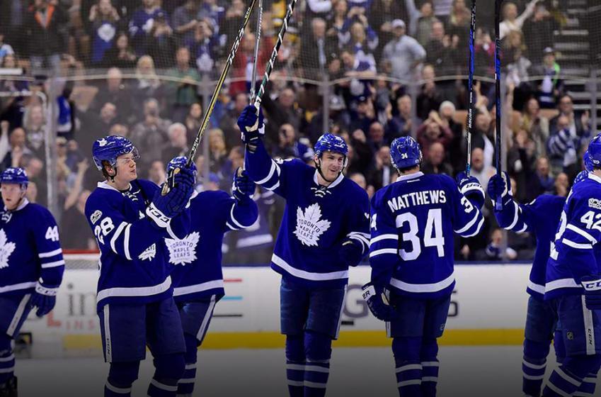 Breaking: Leafs place veteran forward on waivers!