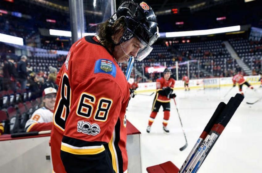 Rumor: Two potential landing spots for Jaromir Jagr in the NHL.