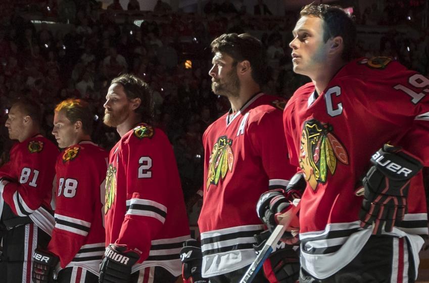 Several NHL scouts bury the Blackhawks in season predictions.