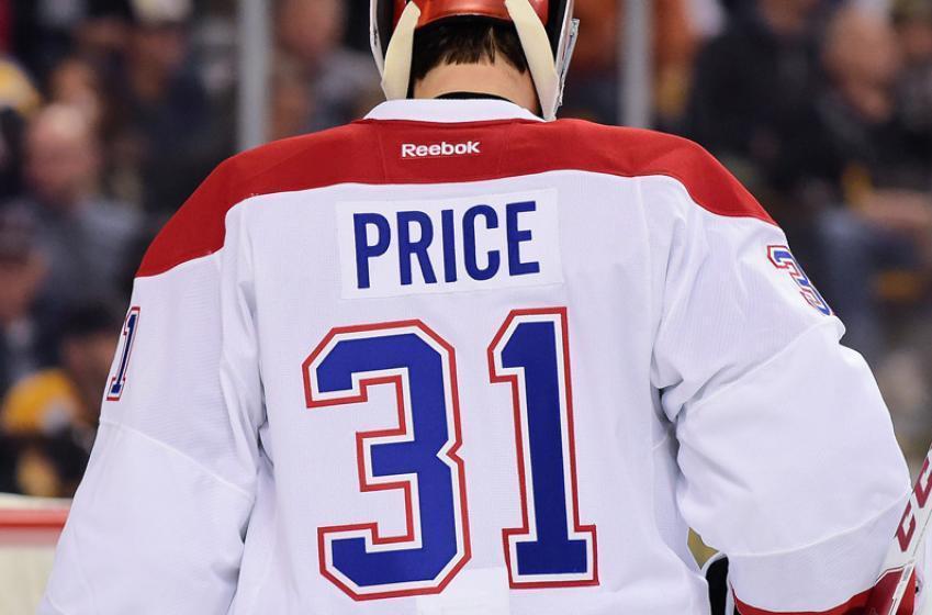 Carey Price unveils his brand new mask!