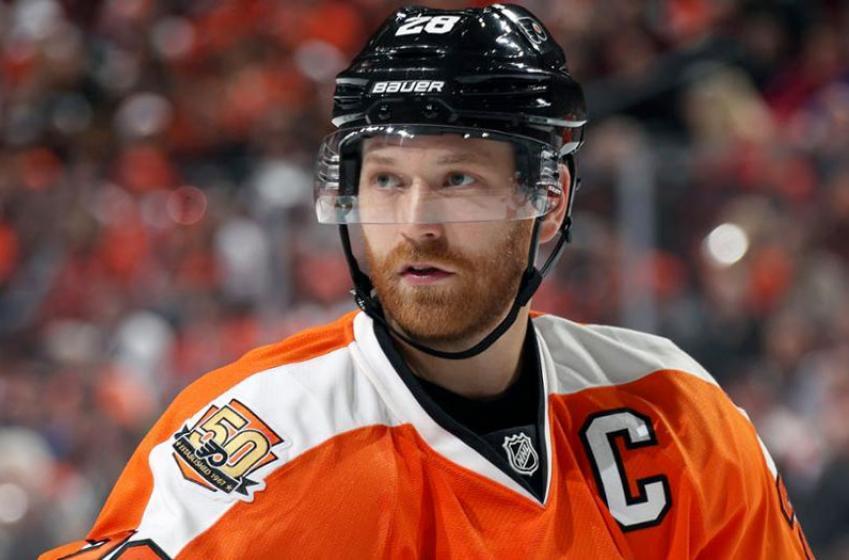 Flyers announce their alternate captains, led by captain Claude Giroux