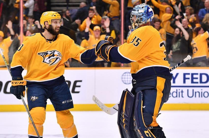 """Rumor: One of two Predators will get """"traded by opening night."""""""