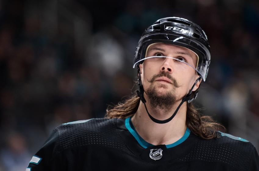 Breaking: Multi-game suspension for Erik Karlsson.