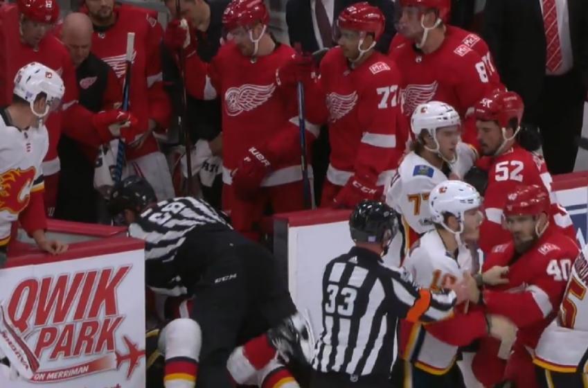 Breaking: NHL enforcer facing a massive 10 game suspension.
