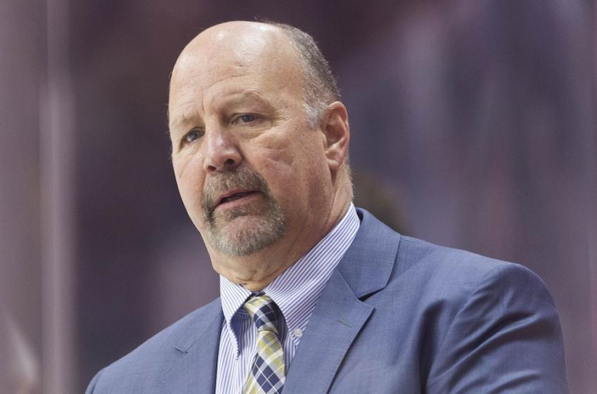 NHL head coach calls out his team for brutal preseason performance.