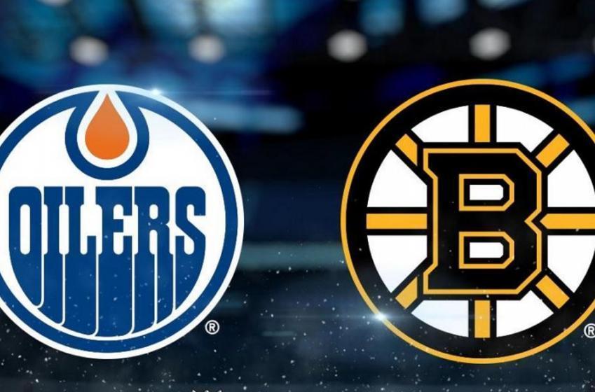 Rumor: Oilers and Bruins in talks regarding a potential trade.