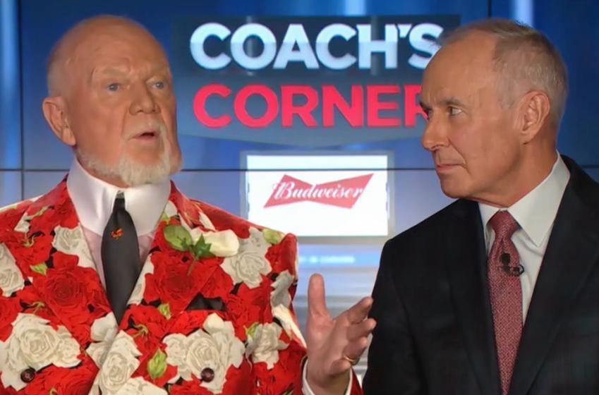"Don Cherry calls the Maple Leafs' treatment of Jason Spezza ""cruel."""