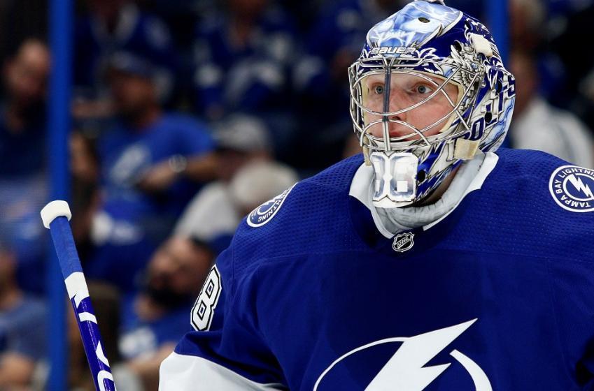 Breaking: Lightning make Andrei Vasilevskiy one of the richest goalies in the NHL.