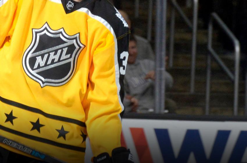 Report: NHL team making a last minute uniform change?