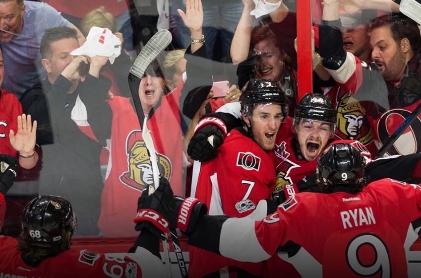 Senators player reaches important milestone!