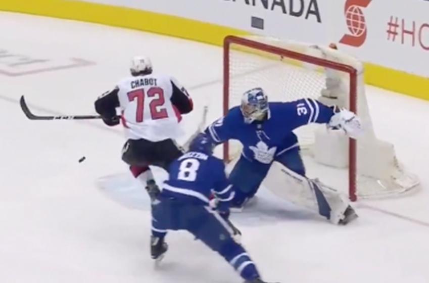 Breaking: Leafs' Muzzin leaves game against Sens with injury