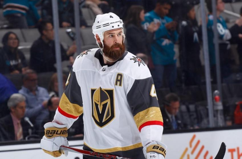 Las Vegas put one of their top veterans on injured reserve.