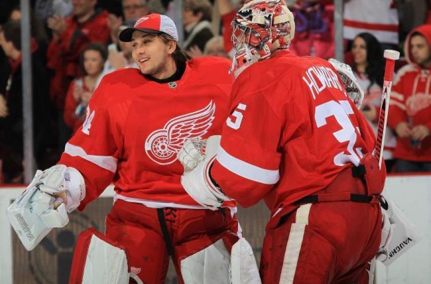 Report: Goalie Amongst The Best In NHL