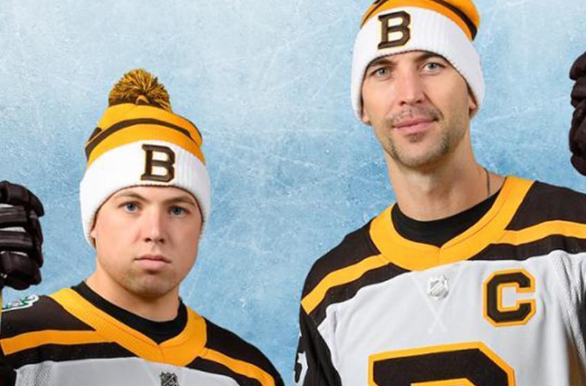 Breaking: Bruins release brand new outdoor Winter Classic jerseys