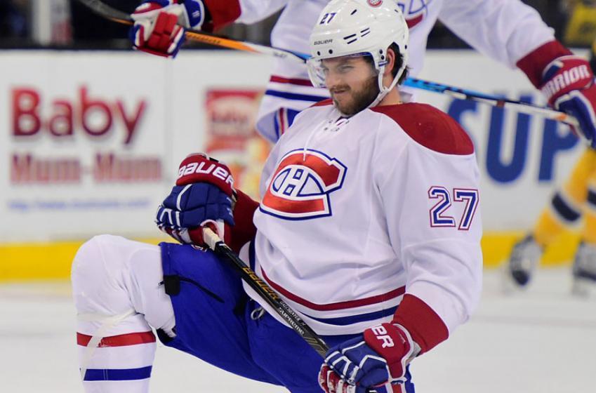 Have the Canadiens mismanaged Alex Galchenyuk?