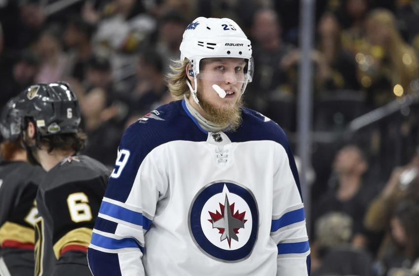 Laine won't stay in Winnipeg long term