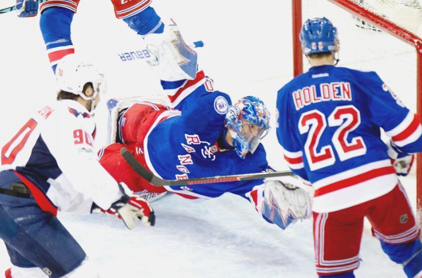 Gotta see it: Lundqvist's great glove save