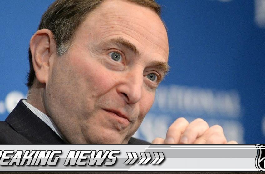 Breaking: Huge rumors of potential relocation after Bettman meets with billionaire.