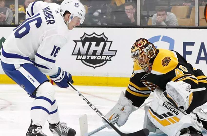 Tuukka Rask humiliates Maple Leafs with new record!