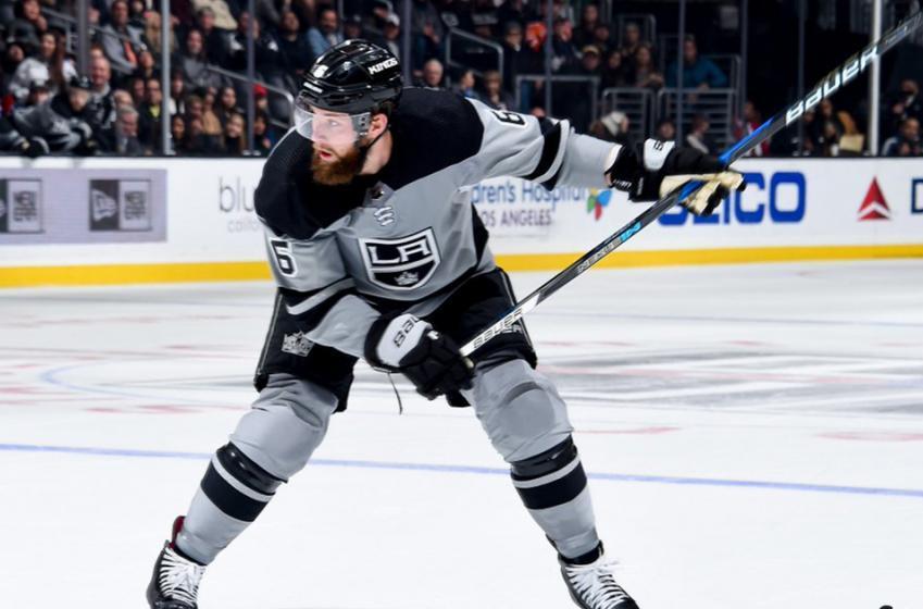 Breaking: Leafs acquire Muzzin from Kings