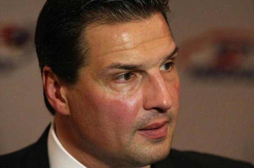 Breaking: Major update on Eddie Olczyk's battle with cancer.