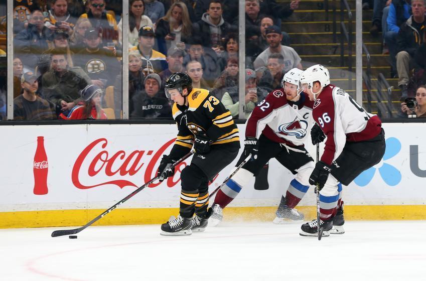 Bruins adjust their lineup ahead of their game against Colorado