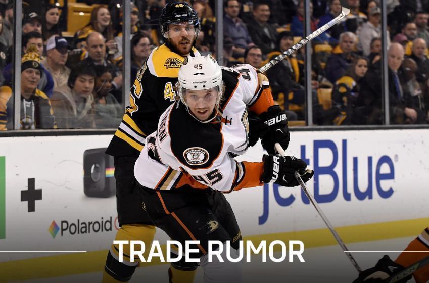 Breaking: Two huge names rumored in trade between Ducks and Bruins.
