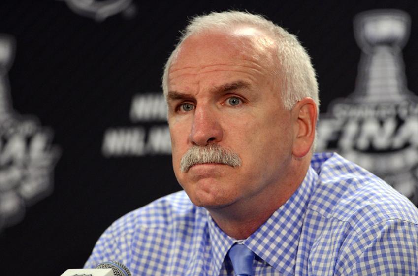Breaking: Blackhawks fire head coach Joel Quenneville