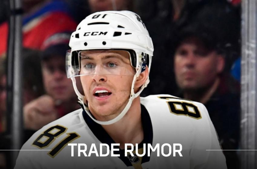 Rumor: 30 goal scorer with one of the best contracts in the NHL on the trading block.