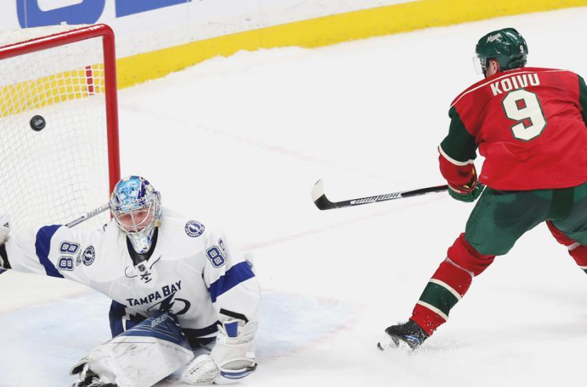 Watch : Mikko Koivu's shoutout winner
