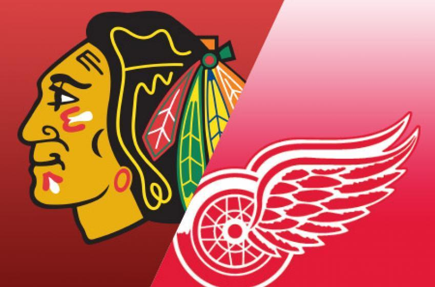 Recap: Red Wings Rout Hawks