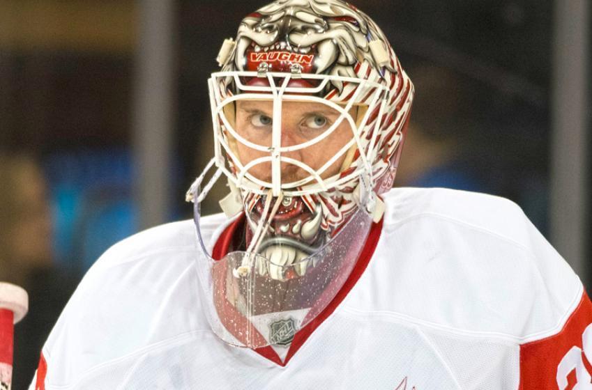 Breaking: Red Wings Lose #1 Goalie Long-Term