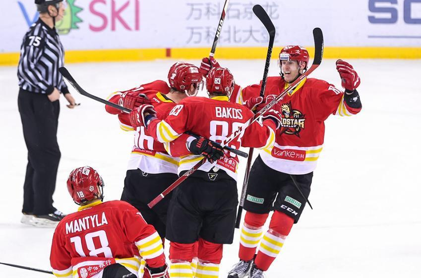 Breaking: NHL veteran of 600+ NHL games signs in China!