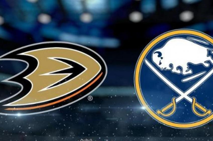 Rumors of a potential deal between the Sabres and Ducks.