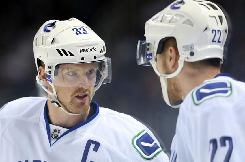 Babcock heaps praise on Canucks' Sedin twins