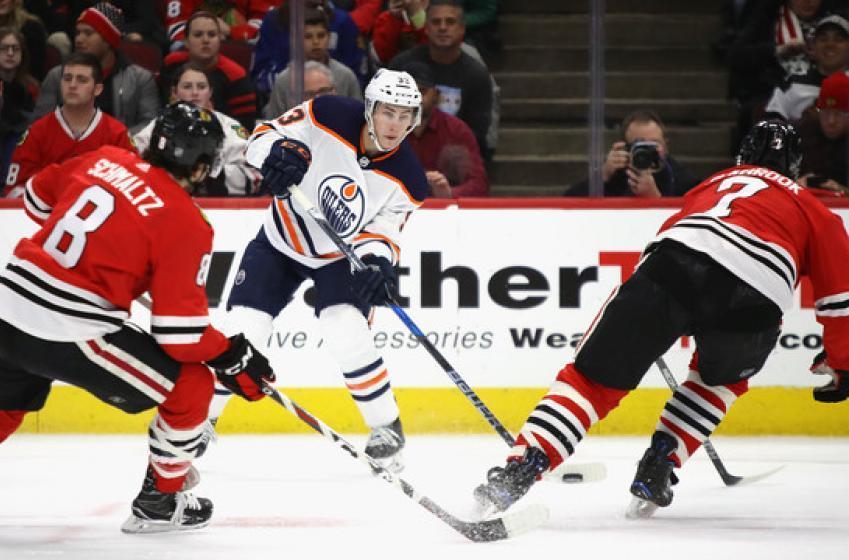Blackhawks and Oilers linked in major trade talks?!